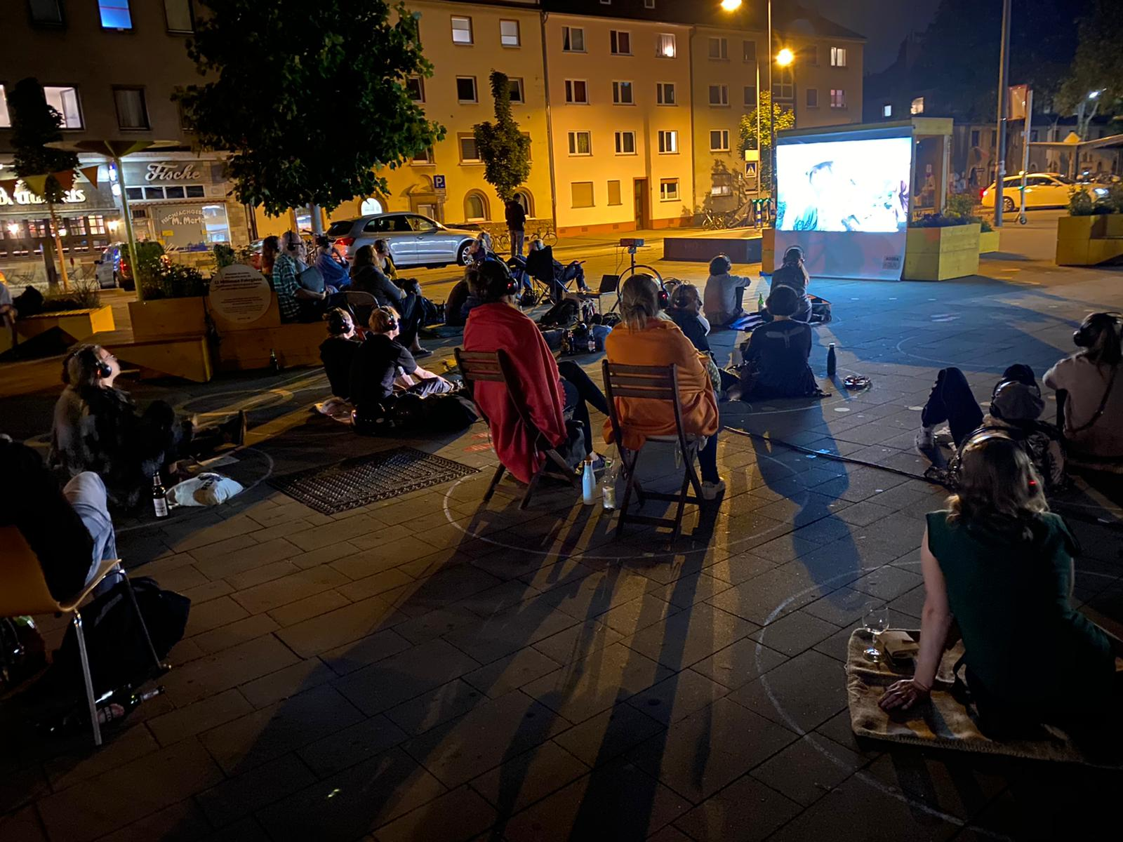 Open Air Kino